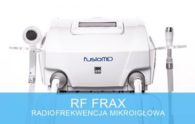 radiofrekwencja mikroigłowa
